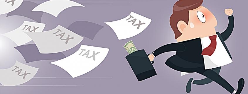 مسئولیت مالیاتی مدیر